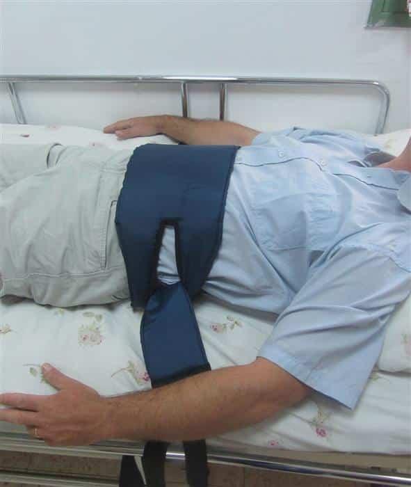 חגורת מיטה לופ + ריפוד - NaniCare