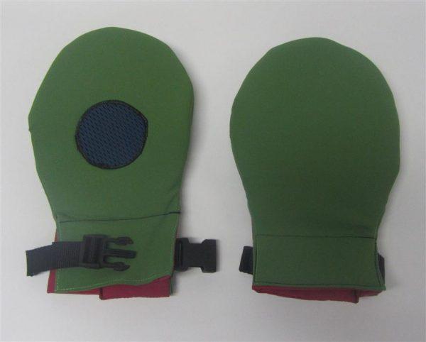 זוג כפפות נגד נשיכת היד - NaniCare