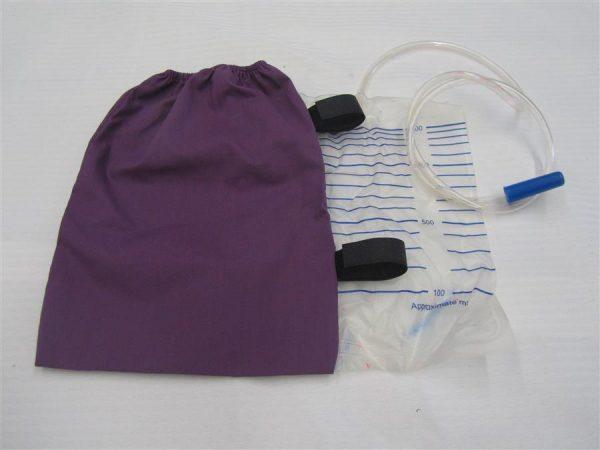 כיסוי בד לשקית שתן - NaniCare
