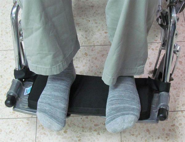 מדרך תחתון לכסא גלגלים - NaniCare