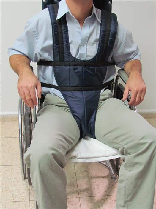 וסט משולב אגן וכתפיים - NaniCare